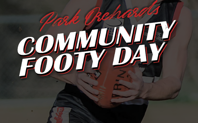 Sharks Community Football Day